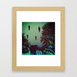 sound (e)scapes Framed Art Print