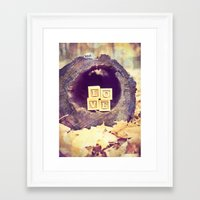 nautical Framed Art Prints featuring Nautical by Kali Laine Photography