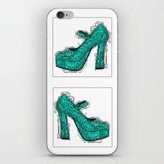 Shoe 2 iPhone & iPod Skin