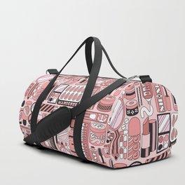 Beauty Routine Classy Duffle Bag
