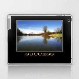 Inspirational Success Laptop & iPad Skin