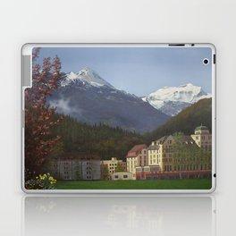 Gateway to the Alps Laptop & iPad Skin