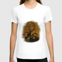 replaceface T-shirts featuring Michael Clarke Duncan - replaceface by replaceface