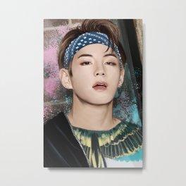 Tae Metal Print