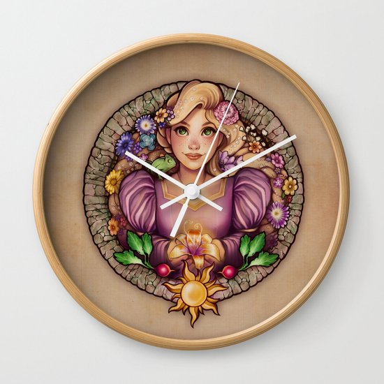 I've Got a Dream Wall Clock
