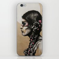 native iPhone & iPod Skins featuring Native by Mo Baretta