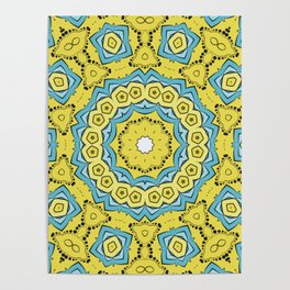 relaxing colors Poster