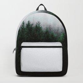 I dream in evergreen Backpack