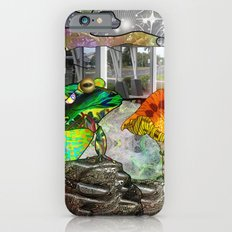 Doodlage 05 - Frog and Fungus   Slim Case iPhone 6s