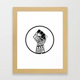 CHamoru Identity Framed Art Print