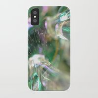 snowflake iPhone & iPod Cases featuring snowflake by Lalina ChristmasShop
