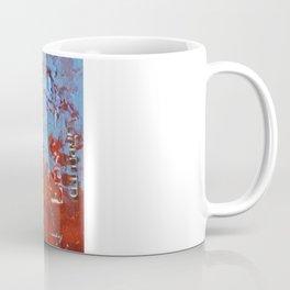 Erase the Damage by Nadia J Art Coffee Mug