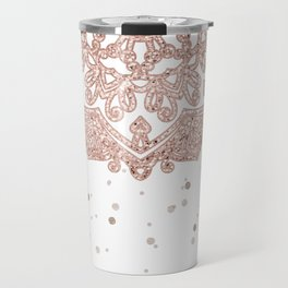 Peaceful showers Travel Mug