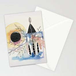 Point to Heaven Stationery Cards