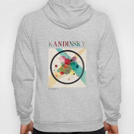 Kandinsky - Circles in a Circle (1923) - Abstract Art Classic - [With Details] Hoody