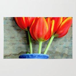Elephantine Tulips Rug