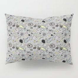 """Cells and bacteria's party"" Pillow Sham"