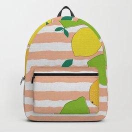 Citrus Crowd Backpack