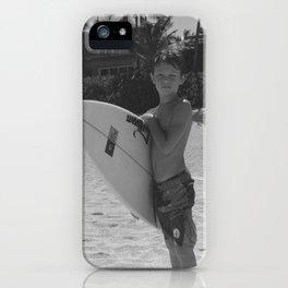 Grom iPhone Case