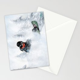 Travis Rice #2 Stationery Cards