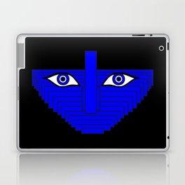 Ring Light Eyes Abstract Portrait Laptop & iPad Skin