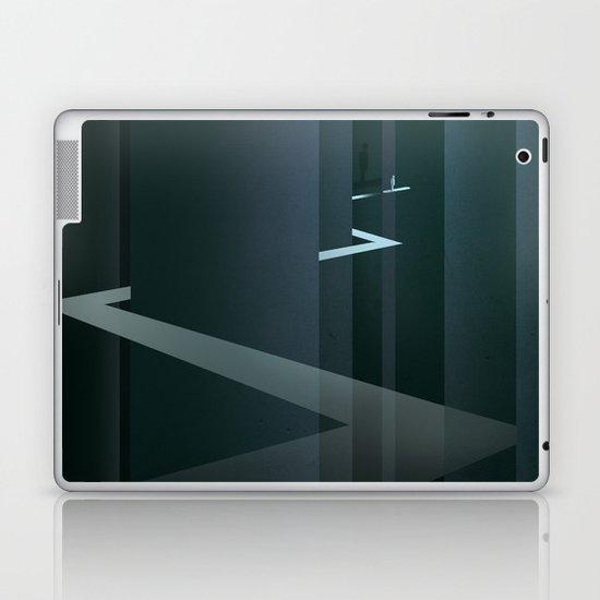 Smooth Minimal - Silver Surfer Laptop & iPad Skin
