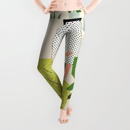Cats And Books Leggings
