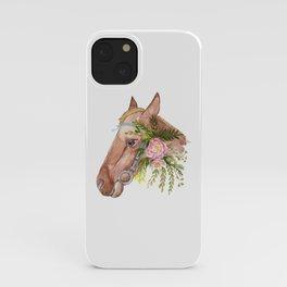 fiesta horse iPhone Case