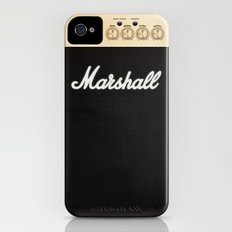 We are Marshall iPhone (4, 4s) Slim Case