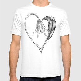 Flower of the Heart T-shirt