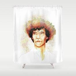Flower Crown Shower Curtain
