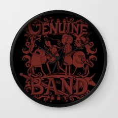 Genuine Band Wall Clock