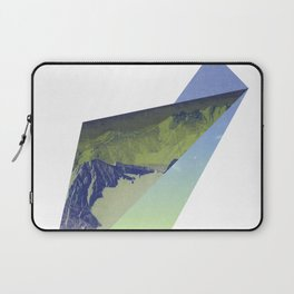 Triangle Mountains Laptop Sleeve
