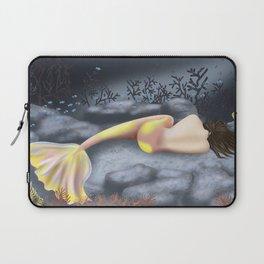Sleeping Mermaid Laptop Sleeve