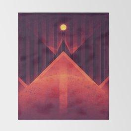Io - Prometheus Throw Blanket