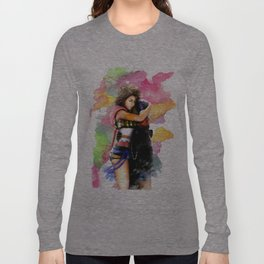 YUNA & TIDUS - FFX Long Sleeve T-shirt