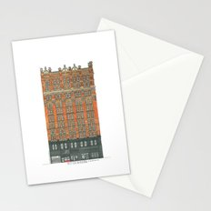 Don't Forget to Look Up: Potter Building Stationery Cards