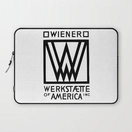 Wiener Werkstaette of America Laptop Sleeve