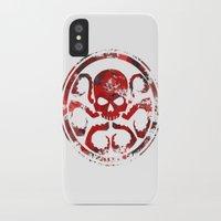 hydra iPhone & iPod Cases featuring HYDRA by Trey Crim