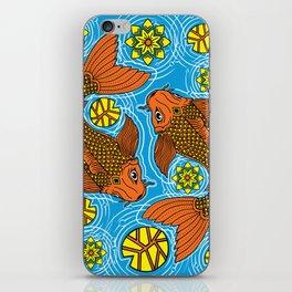 Japanese Koi Fish iPhone Skin