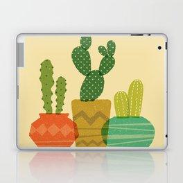 Cactus Trio Laptop & iPad Skin