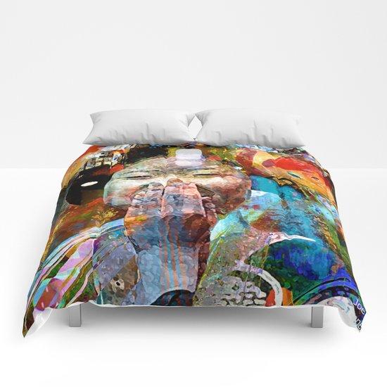 Miss Yamada's dream Comforters