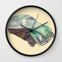 Punchbuggy Wall Clock