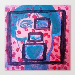 Pieces 2 Canvas Print