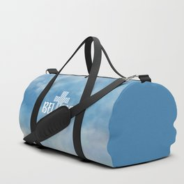 Believe Bible Quote Duffle Bag