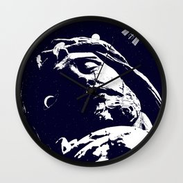 Lord of the Universe Wall Clock