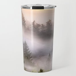 Misty Mount Tamalpais State Park Travel Mug