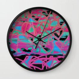 Heart Meat Wall Clock