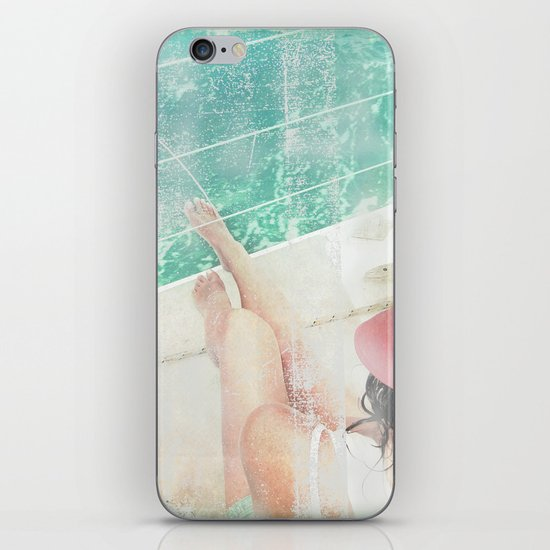 peace and tranquility iPhone & iPod Skin