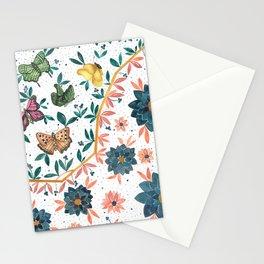 Mundos paralelos Stationery Cards